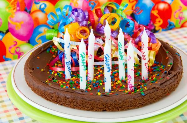 Фото тортиков день рождения