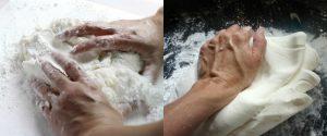Мастика из маршмеллоу – изысканное украшение тортов-шаг 2