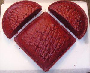 Торт Сердце на 14 февраля – удивите любимых!-шаг 2
