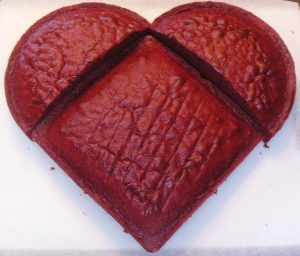 Торт Сердце на 14 февраля – удивите любимых!-шаг 3
