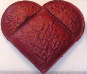 Торт Сердце на 14 февраля – удивите любимых!-шаг 4