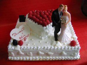 Свадебный торт – какой приготовить и как украсить?-шаг 1