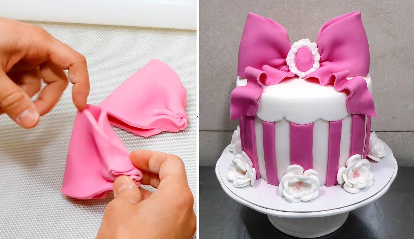 Как сделать торт на день рождения девочки