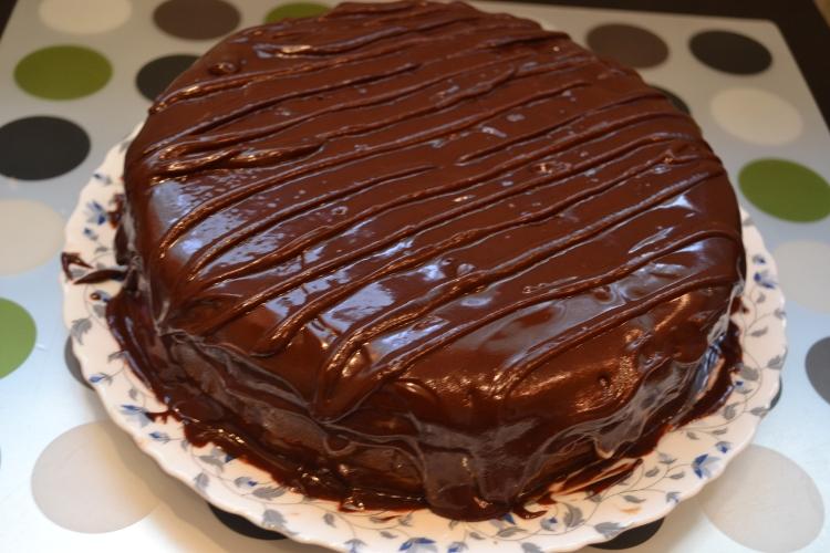 Как испечь торт в домашних условиях прага