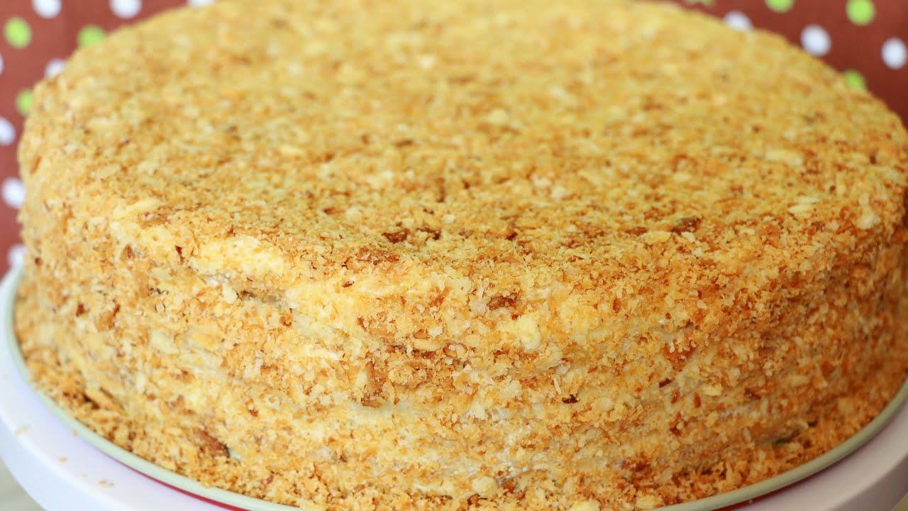 Как приготовить наполеон торт в домашних условиях фото пошагово 674