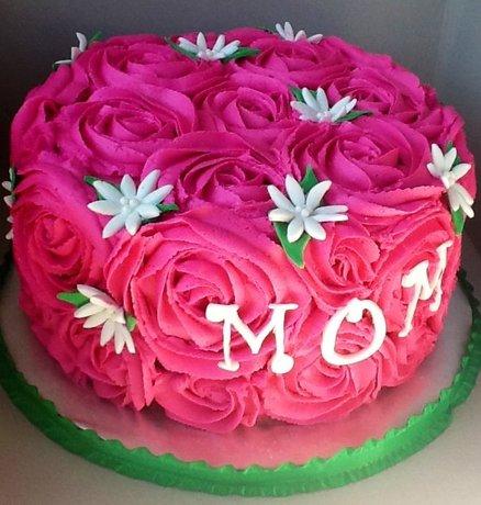 Крем на надпись на торте