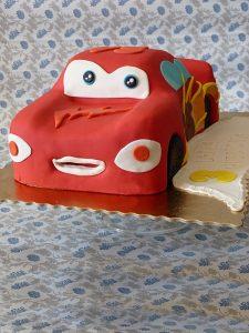 Торт в виде Машинки – мастер класс с фото-шаг 3