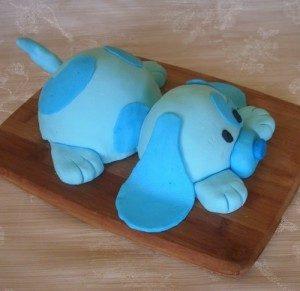 3D торт на День рождения Собачка – подарите ребенку радость!-шаг 3