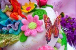 Торт феи Винкс – отличный подарок для девочки-шаг 1