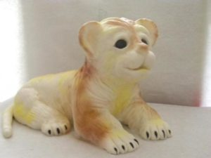 Животные из мастики: как сделать тигра для украшения торта-шаг 6
